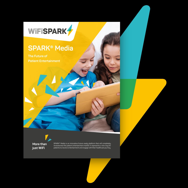 SPARK Media Brochure Image