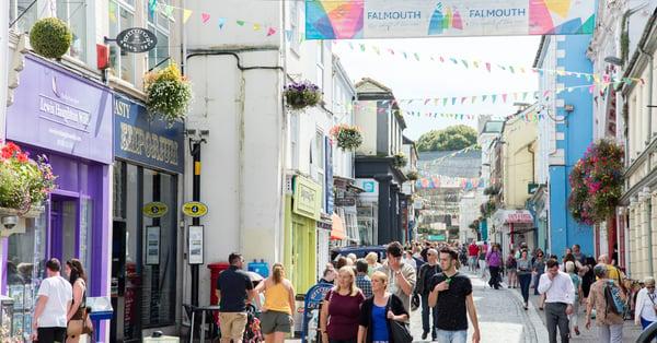 falmouth succesful bid cornish town