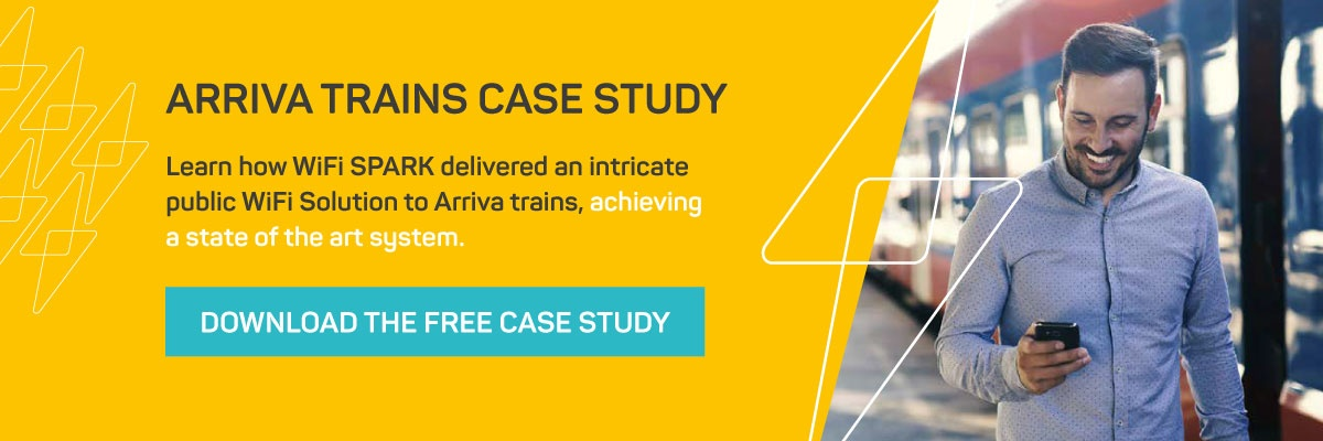 Arriva Trains Case Study CTA Image