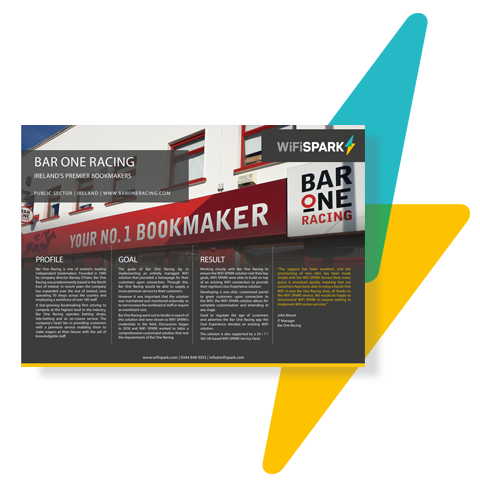 Case Study Download Icon Bar One Racing