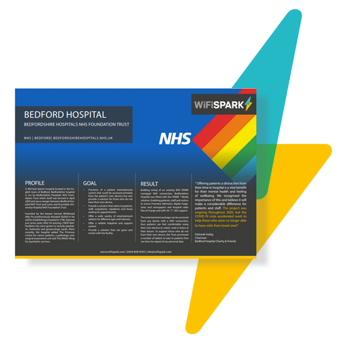 Case Study Download Icon Bedfordshire
