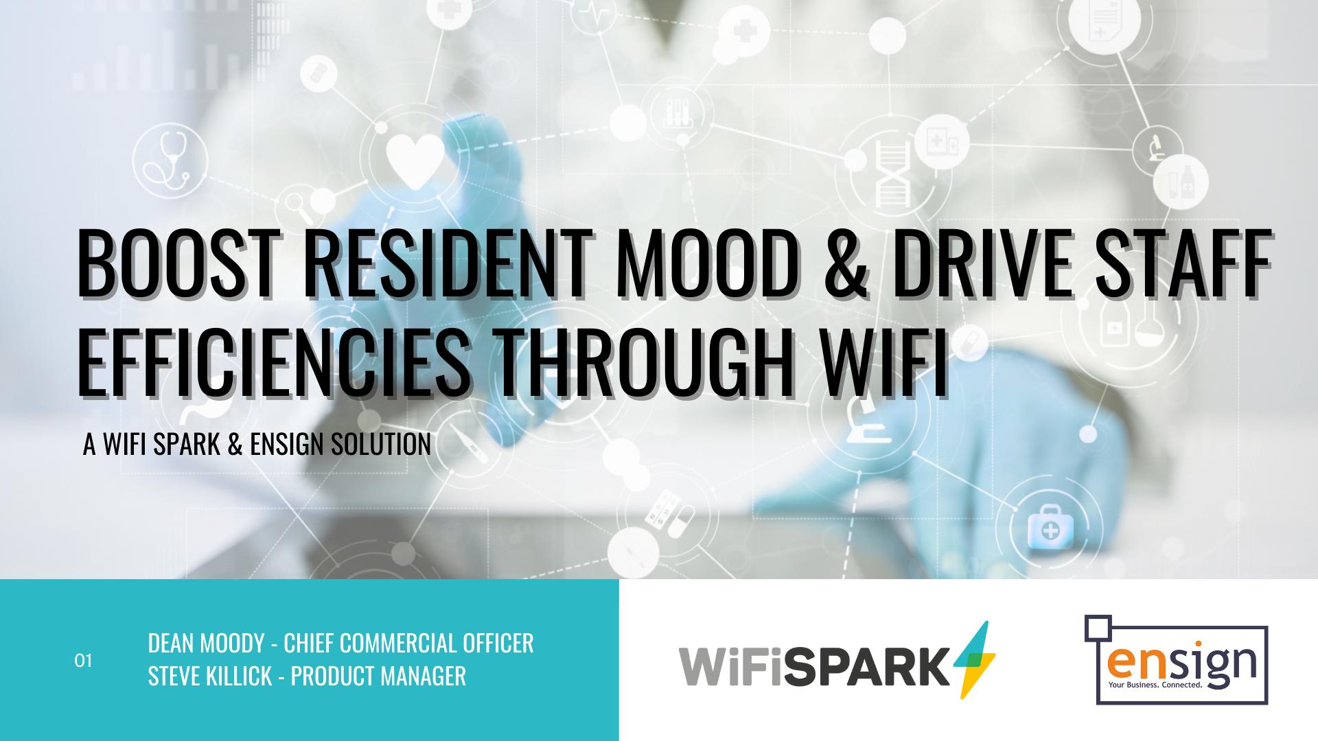 WiFi SPARK - Care Home Presentation 2021