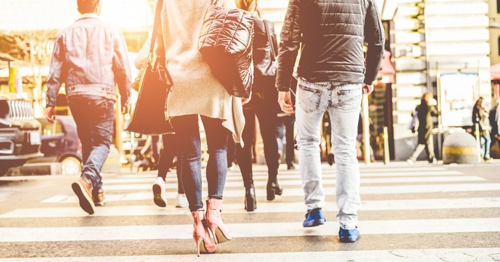 increasing footfall in the town centre