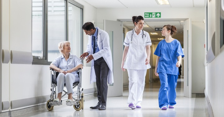 hospital goals to aim for to combat healthcare crisis covid-19